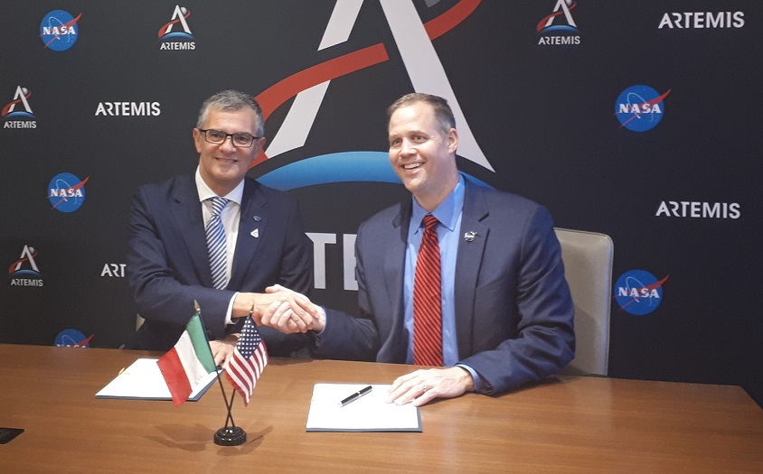 Israel Italia Espacio