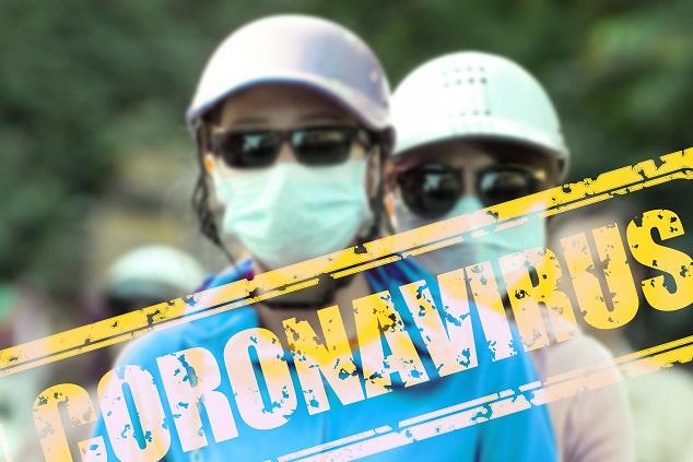 Coronavirus Asia