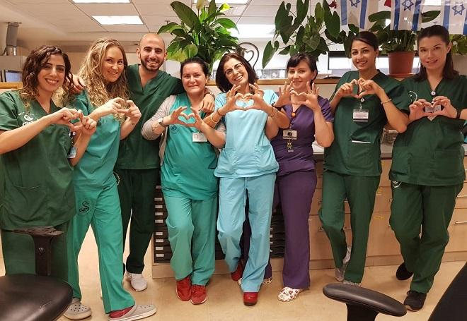 Hospital Sheba Ramat Gan Israel Newsweek