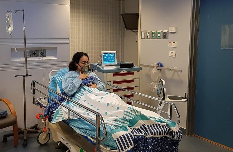 """El """"hospital del futuro"""" en el Centro Médico Sheba, de Israel"""