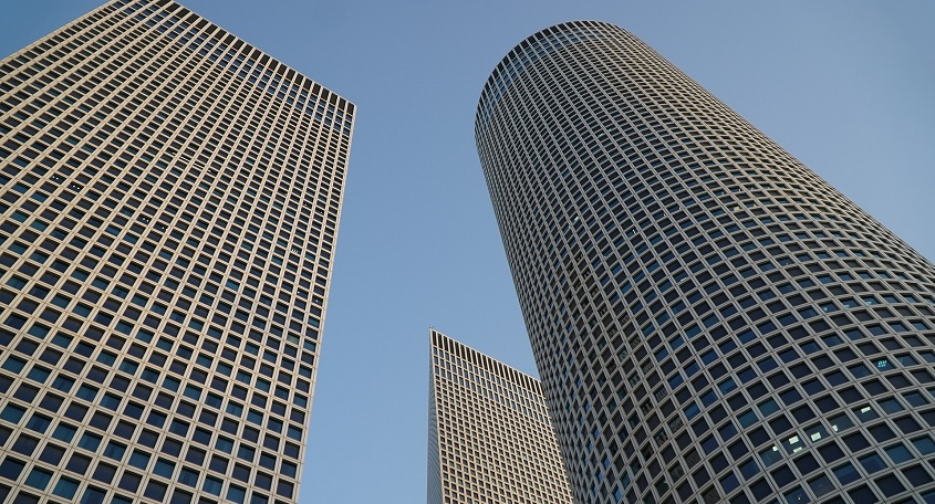 Una imagen de Tel Aviv