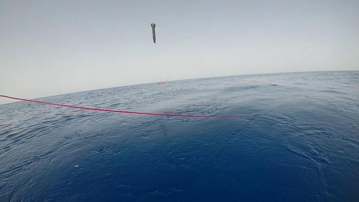 Israel probó con éxito sus pruebas con el misil balístico de alta precisión LORA haciendo blanco en dos objetivos flotantes en mar abierto a 90 y 400 kilómetros de distancia
