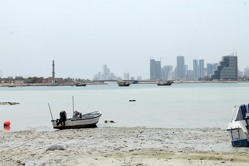 Una imagen de Manana, la capital de Bahrein