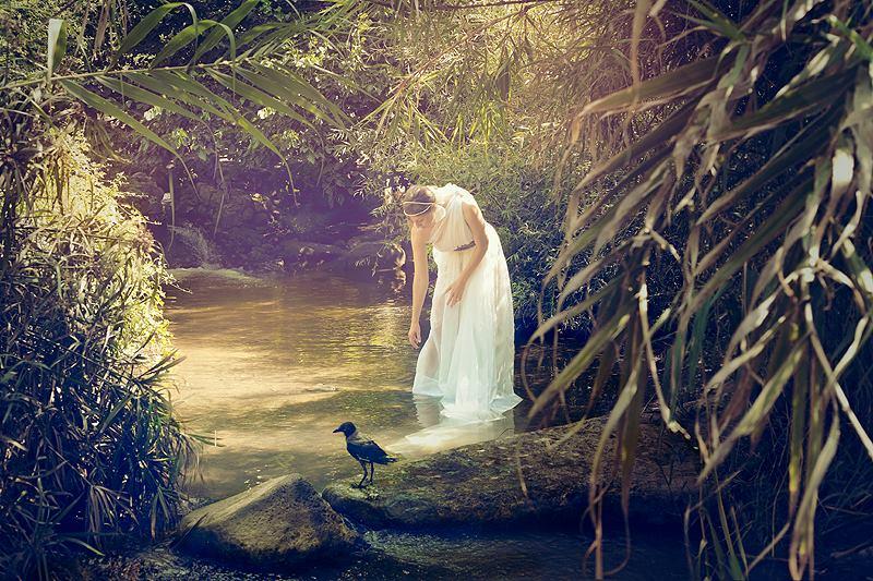 Bathsheba, otra de las mujeres del rey David, y madre de Salomón