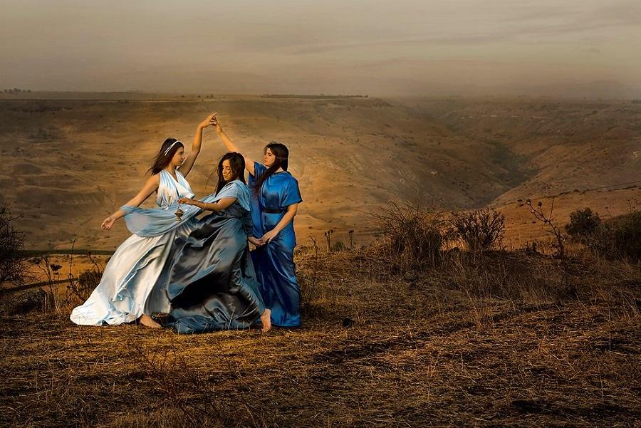Jemima, Kezia y Keren-Hapuh, las hijas del profeta Job, las mujeres más hermosas de su época