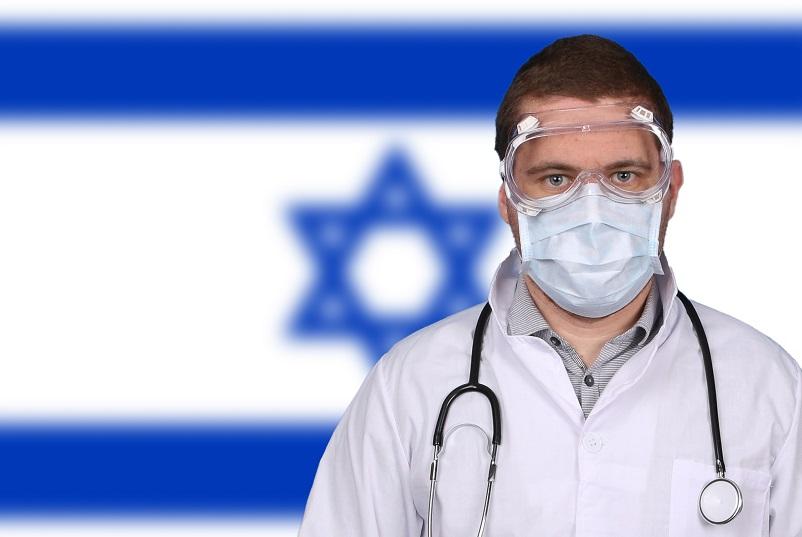 Médico israelí