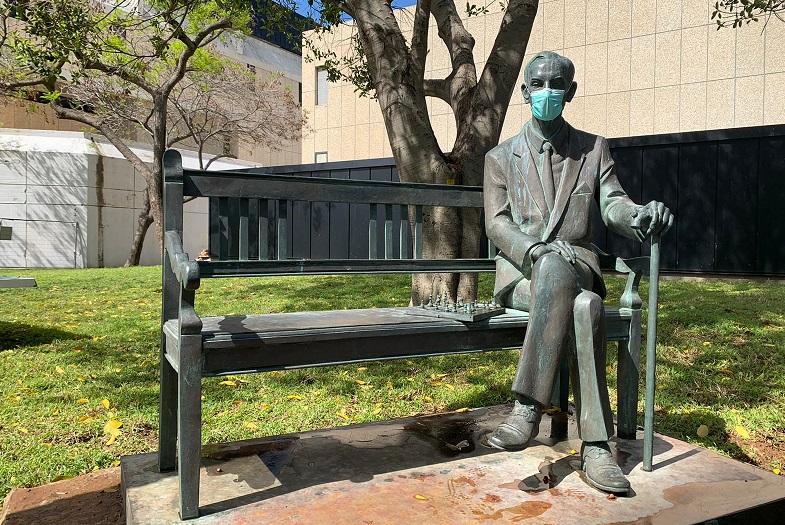 Una imagen de la Universidad de Tel Aviv