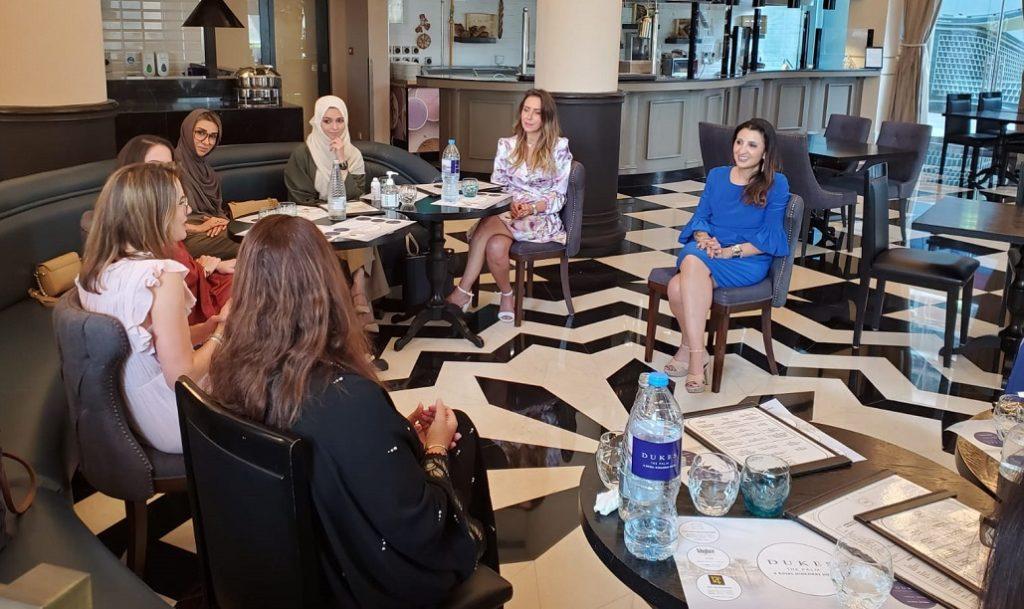 Reunión de mujeres israelíes y emiratíes