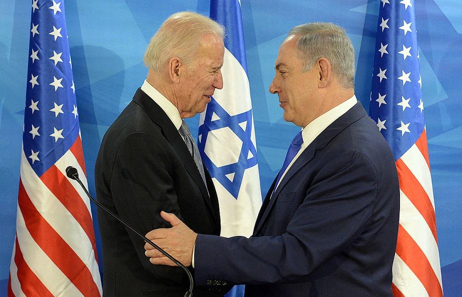 Netanyahu y Biden