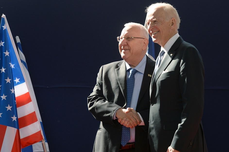 Rivlin y Biden