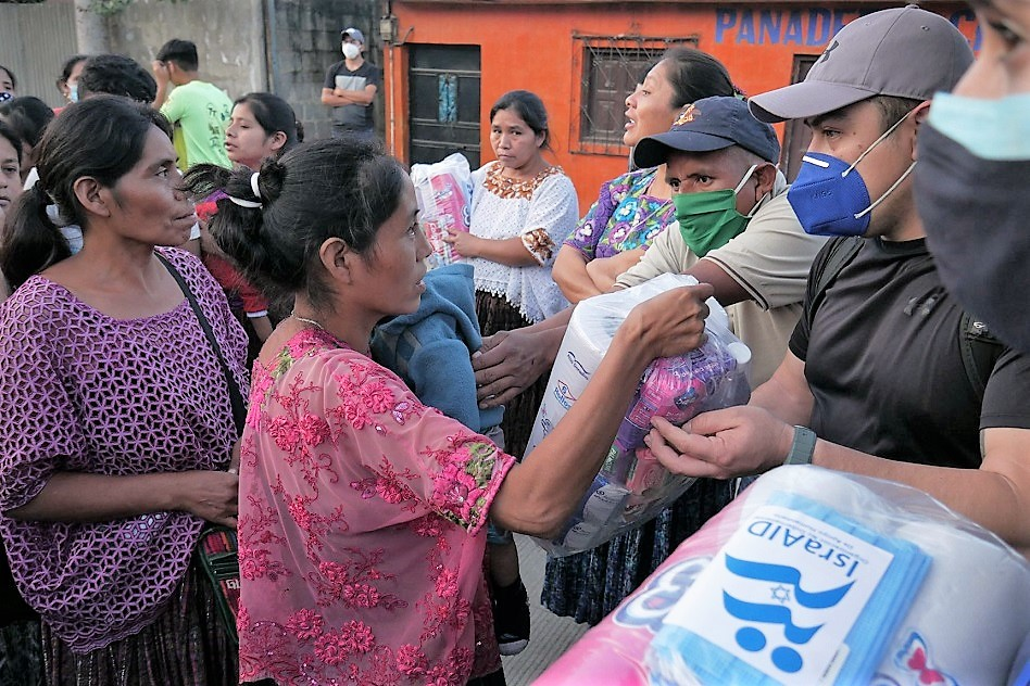 IsraAID en Guatemala