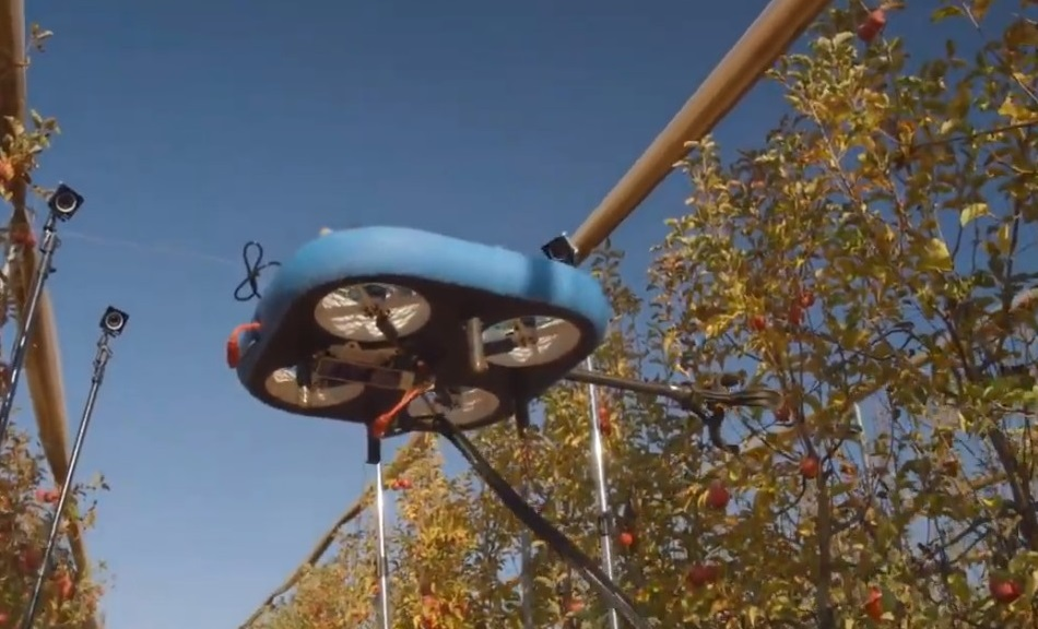 robot volador