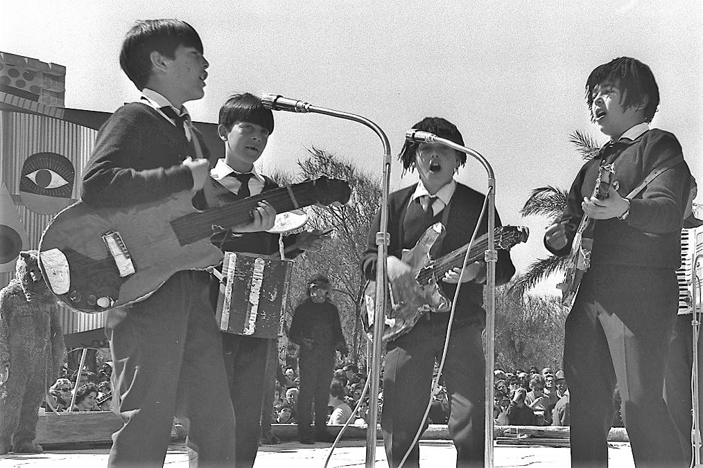 Purim 1966